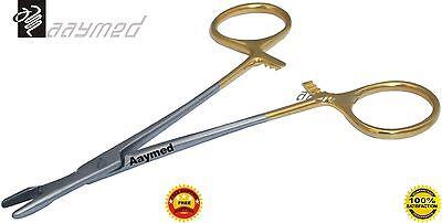 Tc Olsen Hegar Needle Holder 14cm Surgical Dental Veterinary Instruments Ce