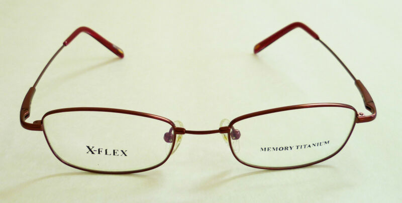 49-19-135-X-FLEX Memmory Titanium Rectangle Frame Unisex 3 Colors_RTV $140 lQQl