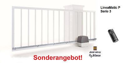 Hörmann Schiebetorantrieb LineaMatic P Serie 3 BiSecur NEU! Torantrieb Hoftor