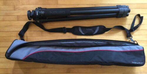 NEW Induro Tripod A313 Aluminum Alloy 6M with Carrying Case