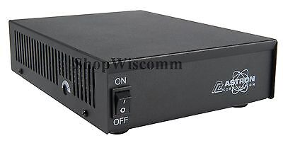 Astron Ss-12 12 Amp Switching Power Supply 10 Amp Continuous 12 Amp Ics 13.8 Vdc