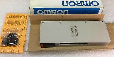 Omron C500-id218cn Programmable Controller Input Unit New In Box
