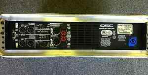 QSC PL340 PL 340 MINT- 4000 watt power amp London Ontario image 2