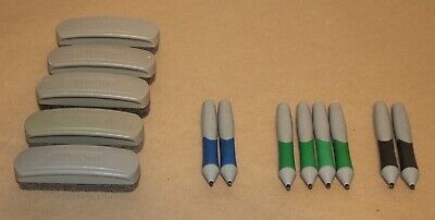 Smartboard Stylus Pens 8 And 5 Erasers For Sb660 Sb680.