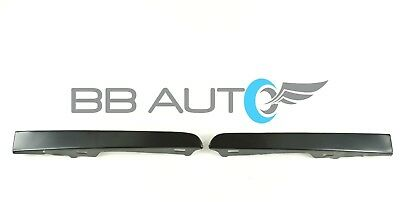 FRONT BUMPER / GRILLE HEADLIGHT FILLER TRIM SET FOR 95-97 TOYOTA TACOMA 4X4 4WD