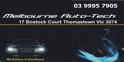 Melbourne Auto Tech Thomastown Whittlesea Area Preview
