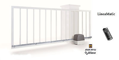 Hörmann Schiebetorantrieb LineaMatic Serie 3 BiSecur NEU! Torantrieb - Hoftor