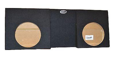 "TOYOTA TACOMA SUBWOOFER ENCLOSURE DOUBLE CAB DOUBLE 12"" SUB BOX 2005-2015"