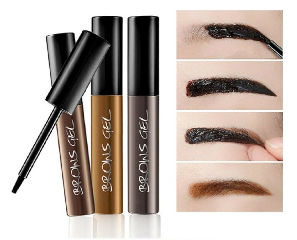 Peel-off Waterproof Tint My Brow Eyebrow Gel Makeup Long lasting Tint Tattoo US Eyebrow Liner & Definition