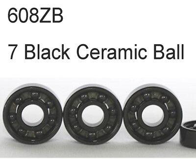 DreamFire Super Fast Bearings Longboard ABEC 11 Skateboard Ceramic Bearings, used for sale  USA
