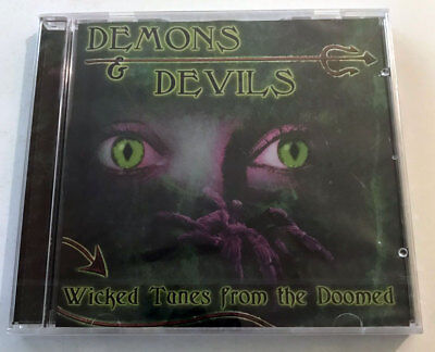 Dave Halloween (DEMONS AND DEVILS: Wicked Tunes from the Doomed Halloween Dave Miller CD [NEW])