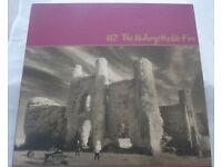 U2 Vinyl Album – The Unforgettable Fire Island Records – U25