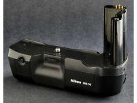 Nikon MB-10 Vertical Grip: N90, N90s, F90 & F90s