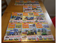Classic Tractor Magazine 2017 11 Issues