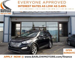 2013 Hyundai Santa Fe Sport 2.0T SE*EVERYONE APPROVED* APPLY NOW