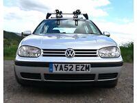 VW Volkswagen Golf 1.9 TDI PD100 2003