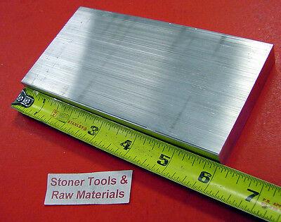 58 X 3 Aluminum 6061 Solid Flat Bar 6 Long Plate Mill Stock .625 X 3.000