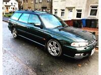 Subaru Legacy 2.5 wagon £650 Ono need away bought another car