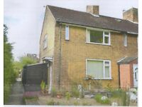 2 Double bedroom End Terrace House For Rent Watton IP25