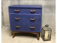 RETRO - G Plan chest of drawers sideboard