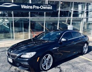 2014 BMW 6 Series 640i Xdrive M Sport Navigation Loaded