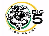 Part Time Kids Rugby Coach Required