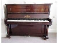 Upright Piano by Bramton of London