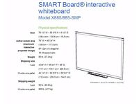 Smartboard 885iX with Projetor