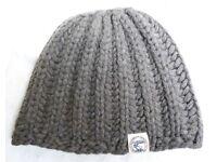 Vintage ABERCROMBIE by RUEHL Cashmere / Wool Beanie hat