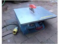 Sigma tile cutter 110 volt