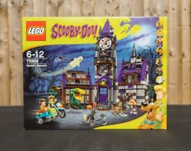 LEGO 75904 - Scooby Doo Mystery Mansion (NEW & BOXED)