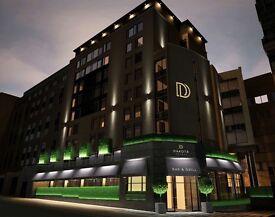£20-£22k Maintenance Supervisor at Dakota Deluxe Leeds (New hotel opening April 2017 on Russell St)