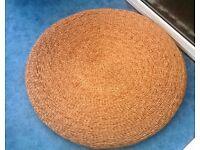 FREE Banana fibre Floor Cushion