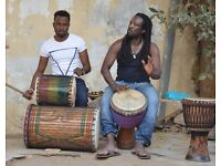 Learn African Drumming ( djembe ), Monday Evenings, Leamington Spa