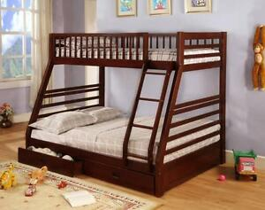 WOODEN  KID'S BUNK BED ON GREAT PRICE!! ( AD 74)