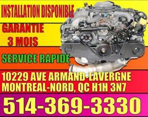 Moteur 2.5 Subaru Impreza 2006 2007 2008 2009 2010 2011, Subaru Impreza 06 07 08 09 10 11 Engine, EJ253 Motor