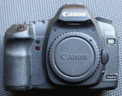 CANON EOS 5D Mark II Gehäuse, professionelle Spiegelreflexkamera - Body