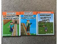 Minecraft Secrets & Cheats Annuals