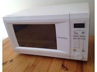 Daewoo korinoa microwave oven