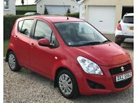 Suzuki Splash 1.0 SZ2 5Dr - Excellent condition - £20 per year tax - £2,250
