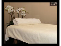 Relaxing full body therapy massage for seniors 50+