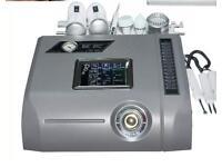 Diamond microdermabrasion machine