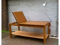Doctor's couch/examination table