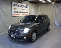 2012 MINI Cooper S Clubman This is a very recent amazing additio