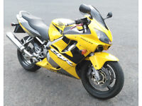 2001 Honda CBR600f F1 - CBR600 CBR 600