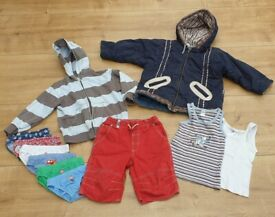 Bundle of Boys' Clothes for age approx. 2-4 yrs/ size 98-104, charity sale