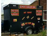Looking For A Pitch ? Burger Van Catering ?