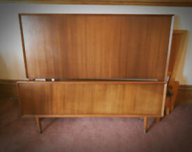 60s Mid century Bed Frame