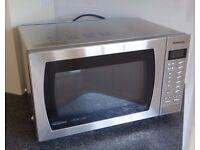 Panasonic and Samsung Microwaves