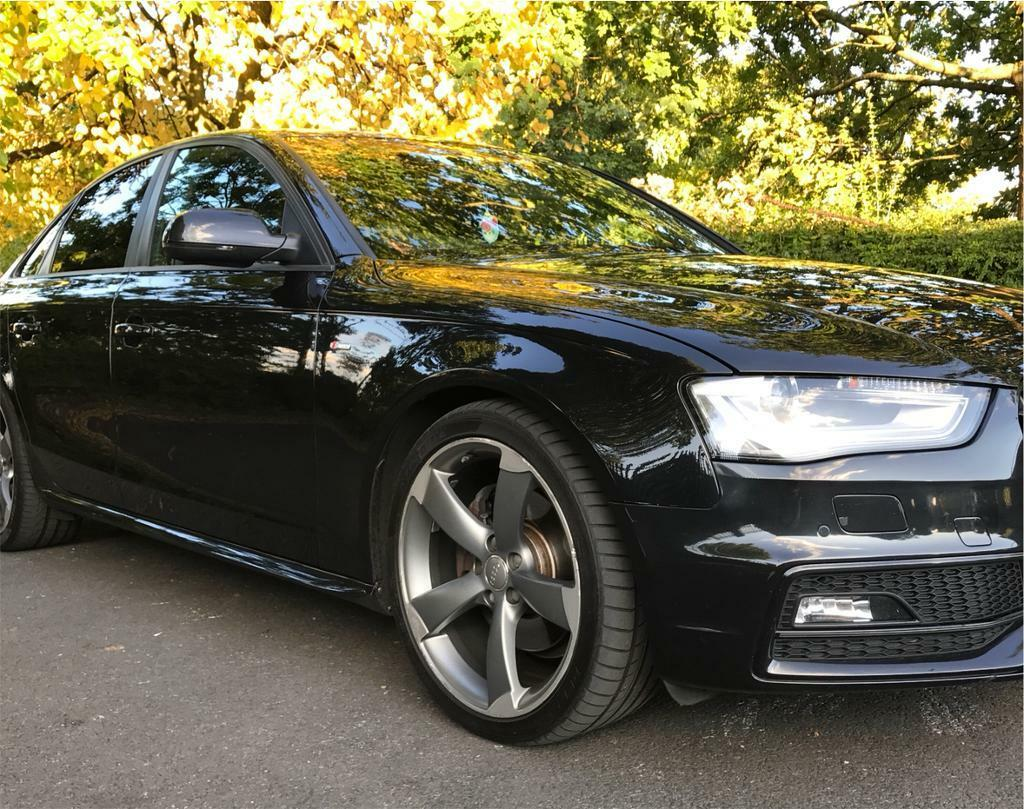 Audi A4 3:0L Black Edition 2012 65k Miles FACELIFT MODEL Bargin !